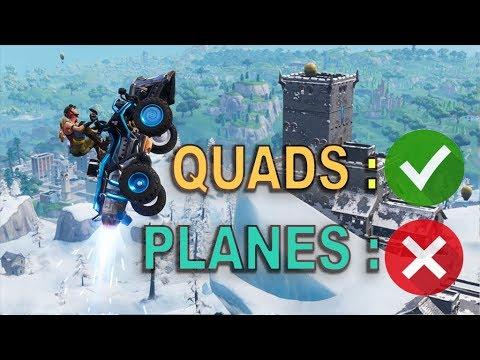 How To Quad Crash
