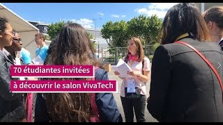 Elles bougent au Salon Viva Technology 2019