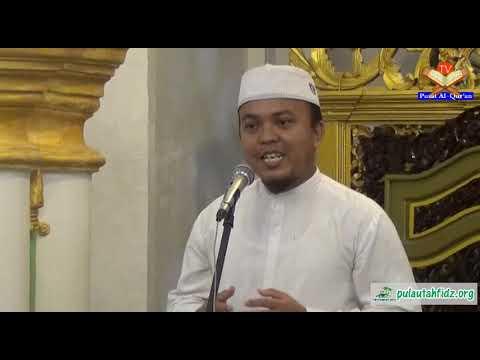 Full Sambutan Direktur Pusat Alquran Indonesia Di Acara Khataman Santri Pulau Tahfidz Youtube