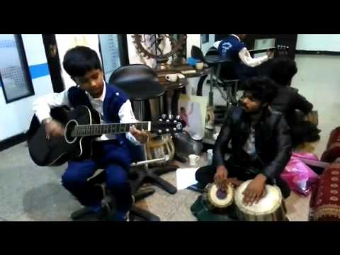 Indian School of Music, Malviya Nagar - Guitar and Tabla - Fusion