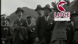 Mussolini a Predappio