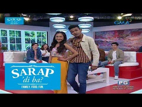 Sarap, 'Di Ba?: Golden Cañedo at Jong Madaliday, rumampa!