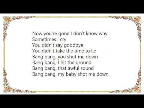 Cher - Bang-Bang Lyrics