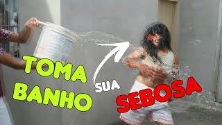 TOMA BANHO SUA SEBOSA!! (Parodia: MC Pikachu VAI TOMA SUA GOSTOSA)