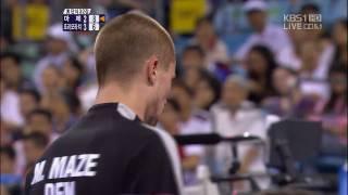 Zoran Primorac vs  vs Michael Maze