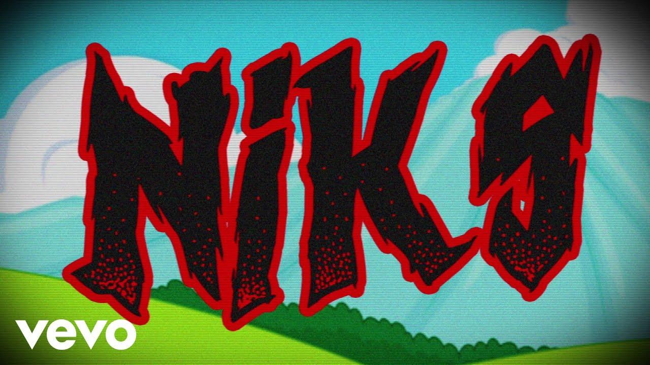 NEW SINGLE/VIDEO: NIKS!