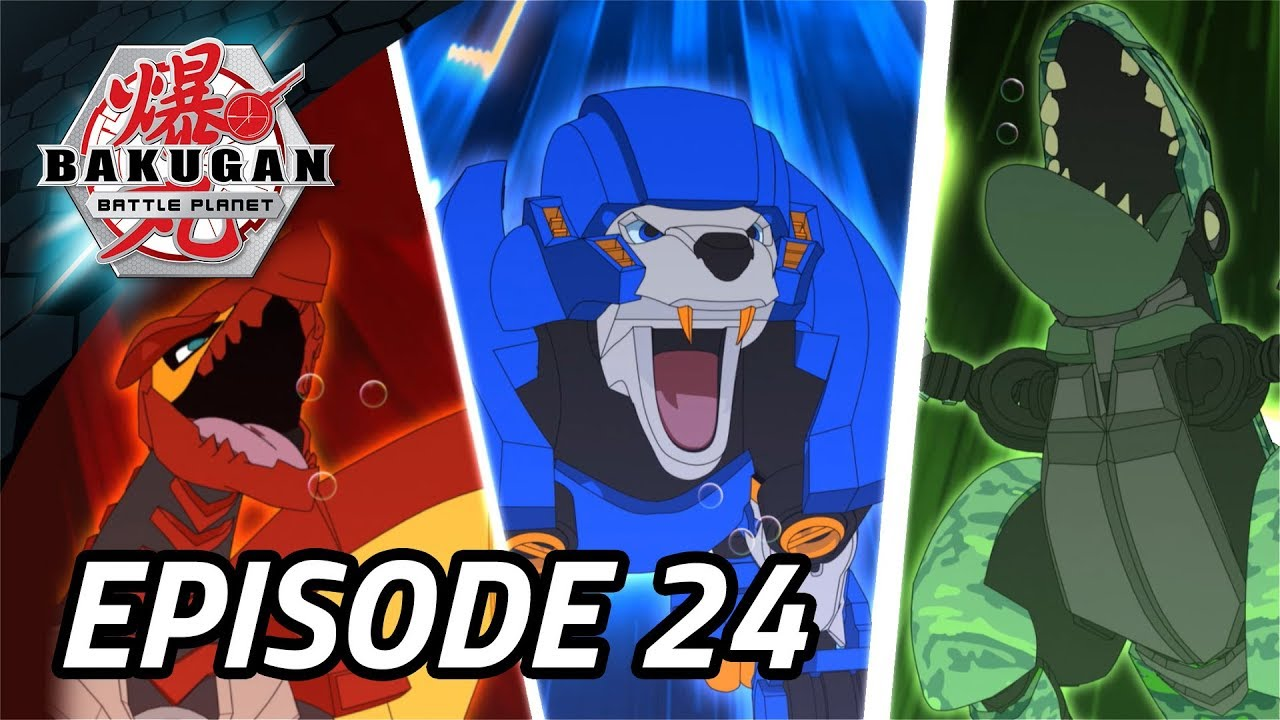 Bakugan Battle Planet | Small Brawl Stories | Episode 24 | Excuse You