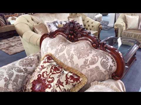 """Диваны и кресла классика. Комплект мягкой мебели """"Патриций"""""""