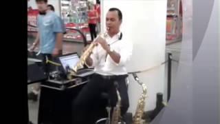 GRANDE É O SENHOR - MARQUINHO SAX