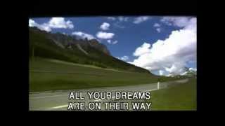 Bridge Over Troubled Water (Karaoke) - Style of Tom Jones
