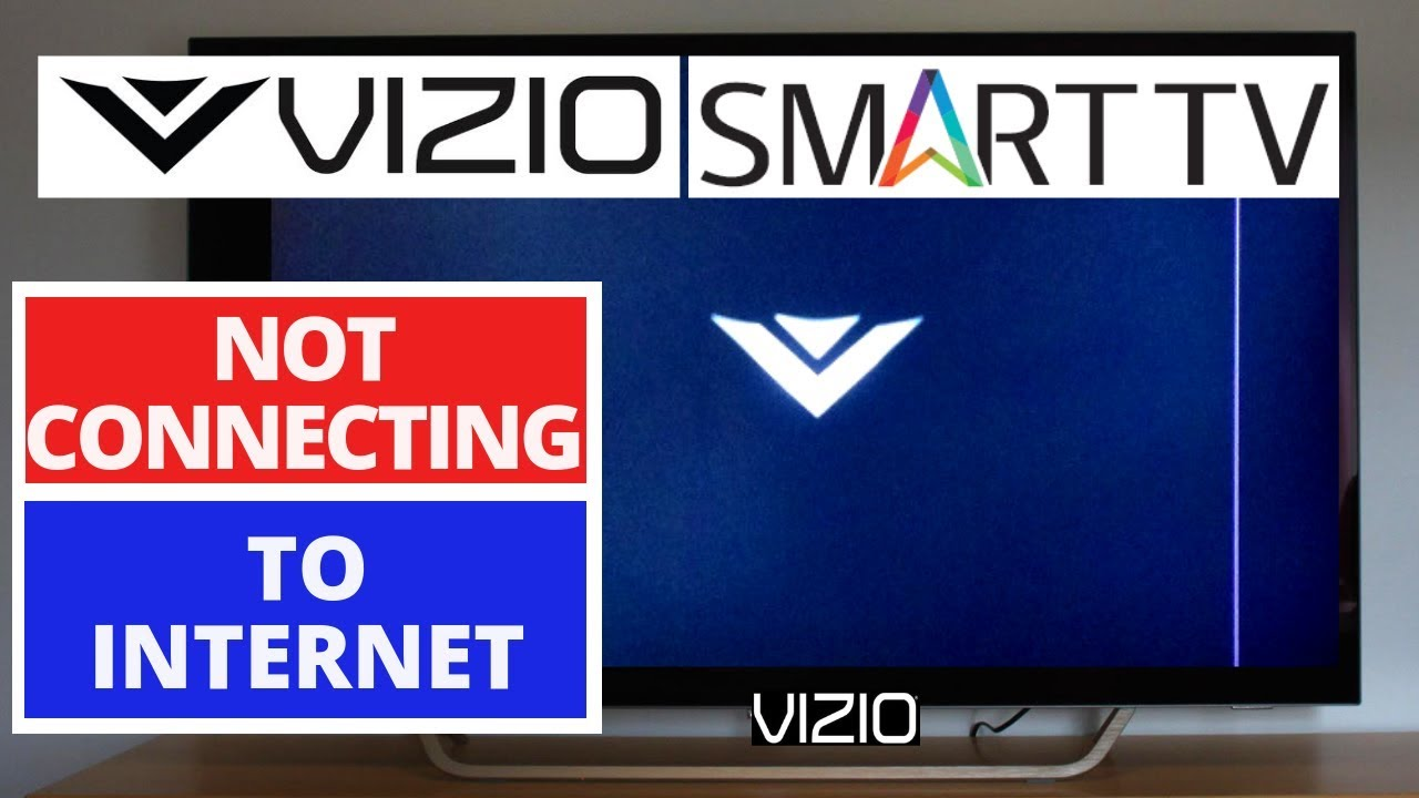 How to Fix VIZIO SMART TV Not Connecting to Internet || VIZIO SMART TV  won't connect to Internet