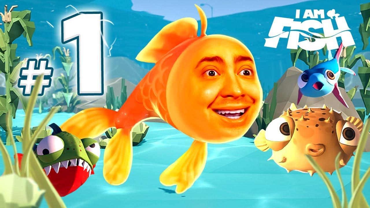 Download alanzoka jogando I Am Fish - Parte #1