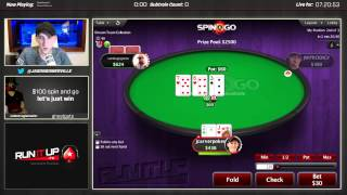 $2500 Spin 'n' Go!! - runitup.tv