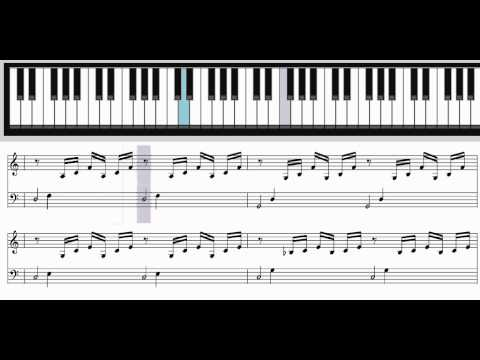 Learn Bach Prelude in C Major for Piano (Tutorial)