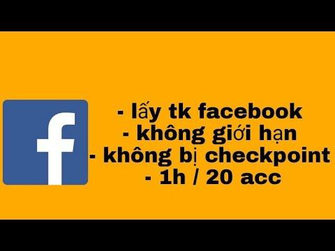 reg nick facebook ảo – fb cổ miễn phí , không bị checkpoint // 20 nick một giờ