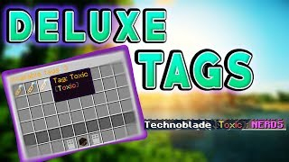 Deluxe Tags Plugin | Minecraft Plugins