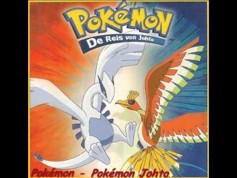 Pokémon Johto - Pokemon Johto [Dutch]