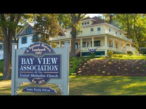 Tour Homes Of Bay View Association, Petoskey, Michigan