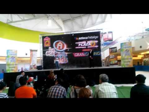 Eddy Valenzuela Casting Academia Kids en Puebla