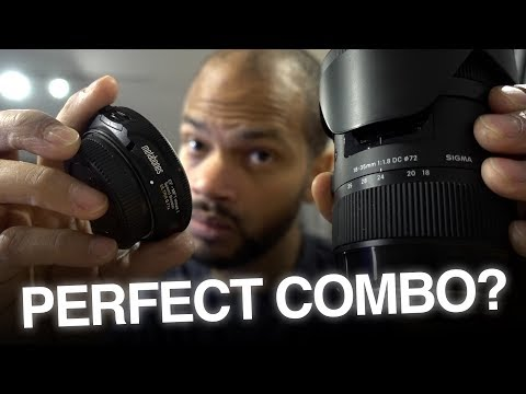 GH5, Sigma 18-35 + Metabones Speedbooster Ultra - What you need to know...