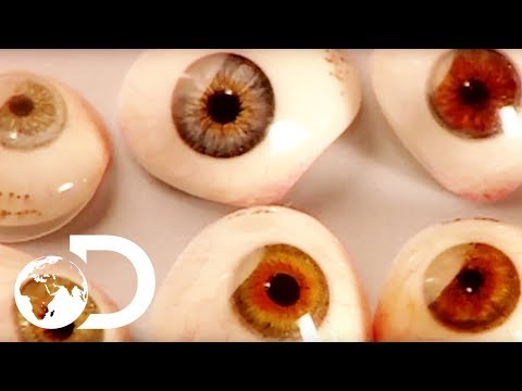 ARTIFICIAL EYES | How It's Made