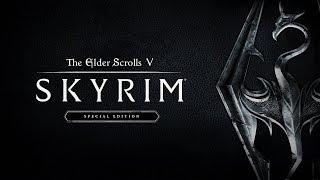 The Elder Scrolls V Skyrim Special Edition Разбираюсь с игрой. {1}