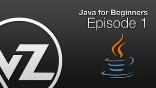 Java for Beginners [1]: Getting Started