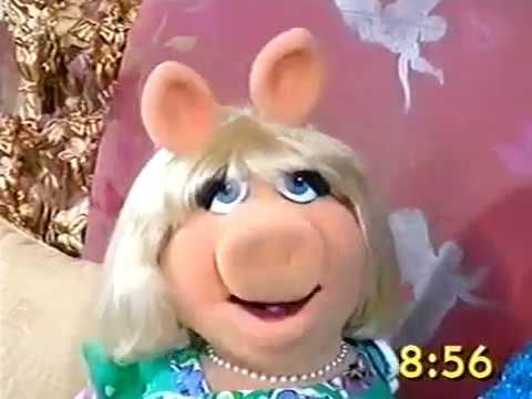 The Muppets interview (Muppets Treasure Island - Big Breakfast, 1996)