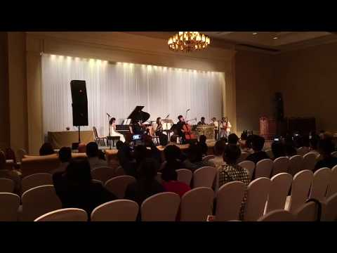 Man Taung Yeik Kho | Arranged by Kevin Yang for Western and Myanmar Traditional Ensemble