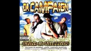 Da Campaign - Mac A Million - Diamonds In The Rough Feat Conscious Daughters