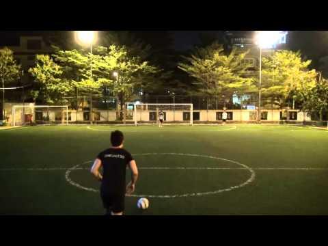 Skill sút bóng cầu vồng Roberto Carlos