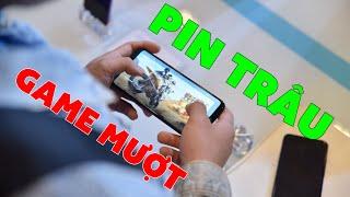 TOP điện thoại Pin trâu, chơi Game tốt giá SINH VIÊN