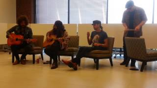 01 Vagabond by Wolfmother (live acoustic at Relativity Media)