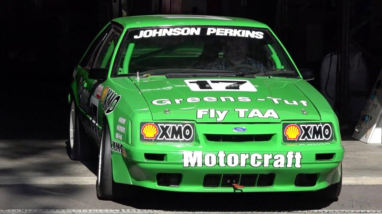 Group A Heritage Racing Classics: Classic Restos - Series 44