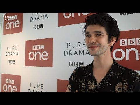 Ben Whishaw on A Very English Scandal & meeting Norman Scott  London Live