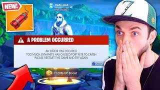 Fortnite messed up BADLY...