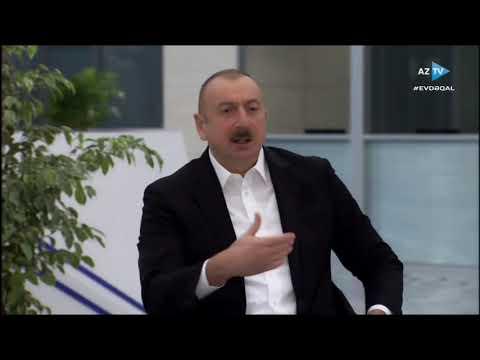 """Prezident İlham Əliyev Bakıda """"Yeni Klinika"""" Tibb Müəssisəsinin Açılışında Iştirak Edib"""
