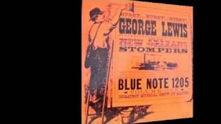 BLP 1205 George Lewis & his New Orleans Stompers