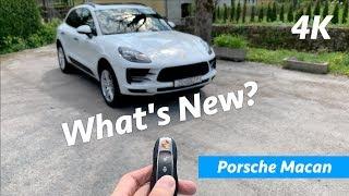 Porsche Macan 2019 - FULL in-depth review in 4K | Exhaust sound