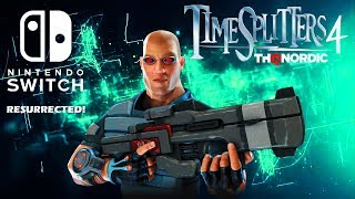 Nintendo Switch - TimeSplitters Resurrected By THQ Nordic!