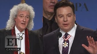 Queen, Mike Myers On 'Bohemian Rhapsody' Upset At Golden Globes