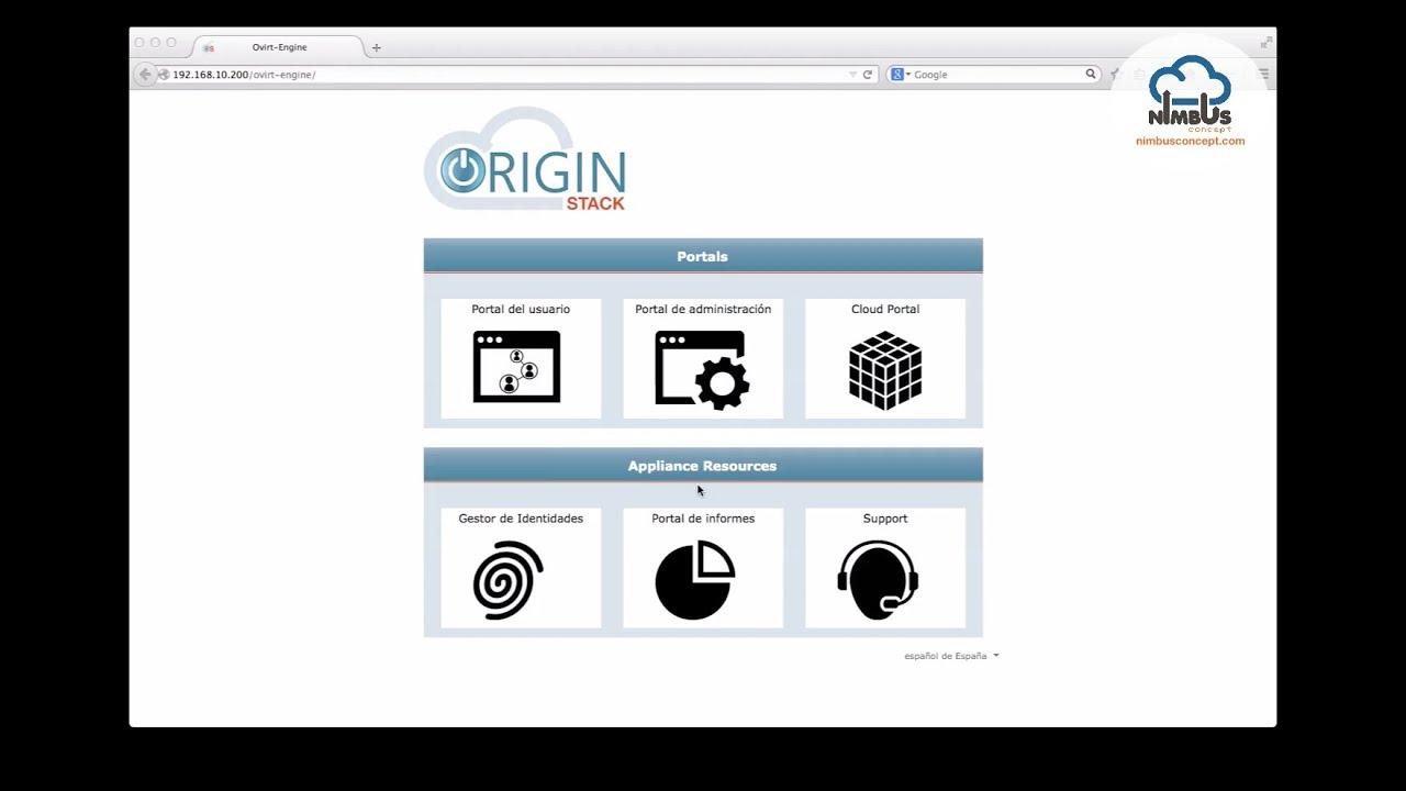 oVirt and OpenStack network integración via Neutron SDN using OriginStack