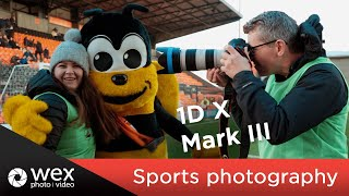Sports Photography and the Canon EOS-1D X Mark III