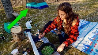 Tent Camping with Girlfriends (+Ultimate Camp Meals!)