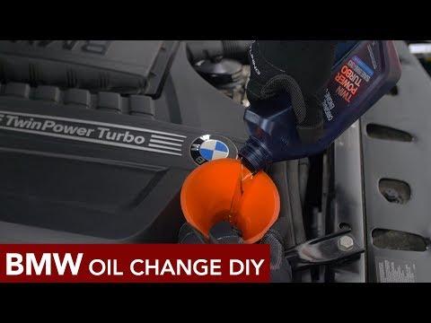 BMW Oil Change DIY | N55 Engine (135i, 335i, 535i)