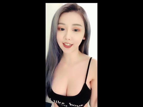 20191021 Jenna 周甄娜 低胸 性感直播 Part 2