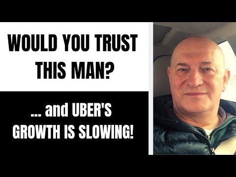 Uber's Growth in a Steady Decline, and I've been called Dishonest!