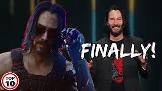 Shocking Keanu Reeves E3 2019 Reveal!