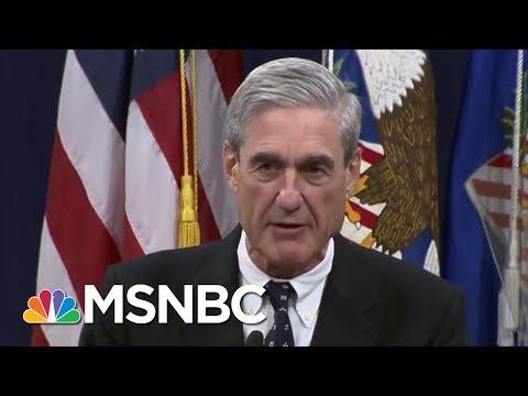 Adam Schiff: President Donald Trump Is Afraid Of Bob Mueller And His Independence | Hardball | MSNBC