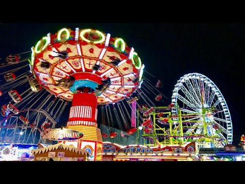 Hyde Park Winter Wonderland Vlog 9th December 2017